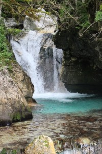 waterfall-slovenia